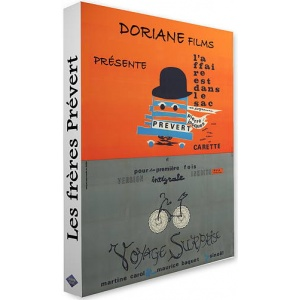 DVD : LES FRÈRES PRÉVERT