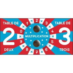 Flipbook : 2-3-4-5 MULTIPLICATION TABLES