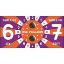 Flipbook : MULTIPLICATION TABLE 2-3-4-5