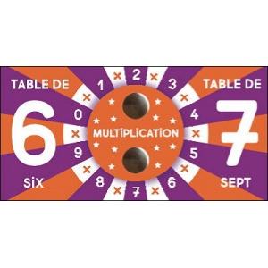 Flipbook : 6-7-8-9 MULTIPLICATION TABLES