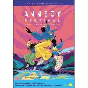 DVD : ANNECY AWARDS 2020
