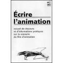 Livre : Ecrire l'Animation