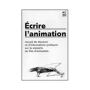 Book : Ecrire l'Animation