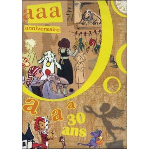 DVD : AAA - 30 years of creation