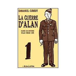 Comics : La guerre d'Alan