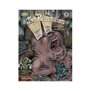 DVD : Les Réanimations