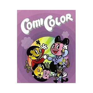 DVD : COMICOLOR - L'Intégrale