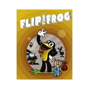 DVD : FLIP THE FROG L'Intégrale