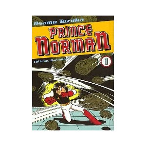 Mangas : Prince Norman Tome 1