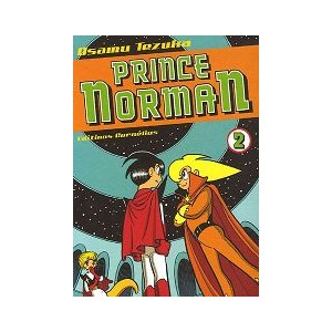 Mangas : Prince Norman Tome 2