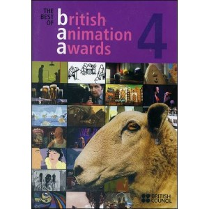 DVD : The Best of British Animation Awards Vol 4