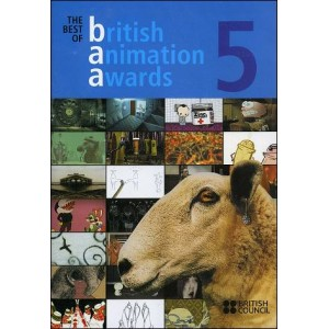 DVD : The Best of British Animation Awards Vol 5