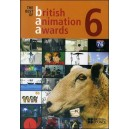 DVD : The Best of British Animation Awards Vol 6