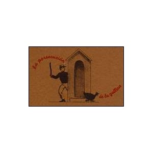 Flipbook : La persecucion de la gallina (1880)
