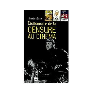 Book : Dictionnaire de la CENSURE au cinéma