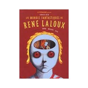 Book : Les Mondes Fantastiques de René Laloux