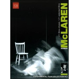DVD : Norman McLAREN - 21 selected films