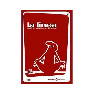 DVD : La Linea Volume 3