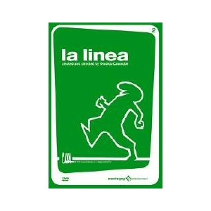 DVD : La Linea Volume 2