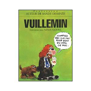 Book : VUILLEMIN - Entretiens avec Numa SADOUL