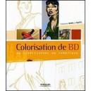 Livre : COLORISATION DE BD - Du traditionnel au numérique