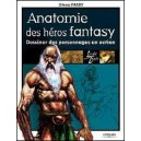 Livre : ANATOMIE DES HÉROS FANTASY - Dessiner des personnages en action