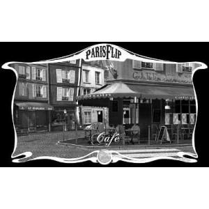 Flipbook : Paris - Café