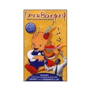 DVD : OMER BOUCQUEY - Magicien du dessin animé et du film publicitaire