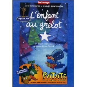 DVD : L'enfant au grelot - Patate et le jardin potager