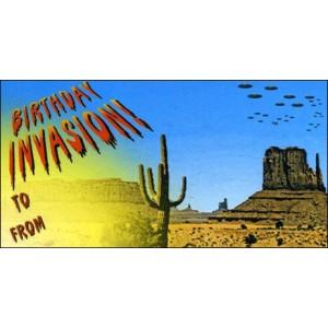 Flipbook : Birthday Invasion (1997)
