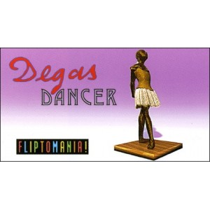 Flipbook : Degas Dancer