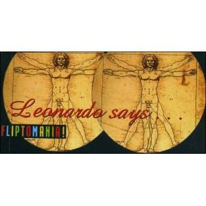 Flipbook : Leonardo says ...