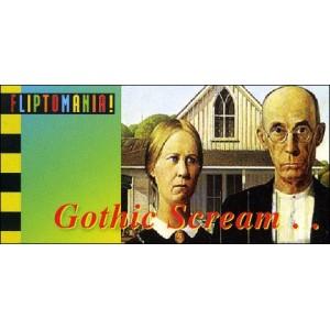 Flipbook : Gothic Scream (Le Cri Gothique)
