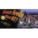 Flipbook : Space Needle Blast OFF ! (Le décollage du Space Needle)