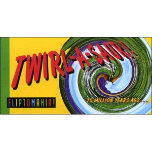 Flipbook : Twirl-A-Saur !