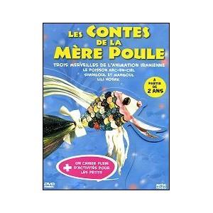 DVD : Les Contes de la Mère Poule