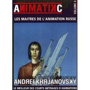 DVD : Andrei Khrjanovsky - Masters of Russian Animation