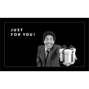 Flipbook : Just for You ! (Rien que pour toi !)