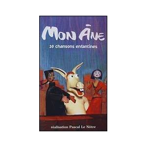 DVD : MON ÂNE - 30 children's songs