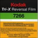 Super 8 : Chargeur KODAK TRI-X 7266