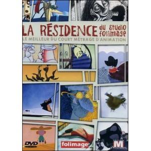 DVD : LA RÉSIDENCE FOLIMAGE - Artist in residence programme
