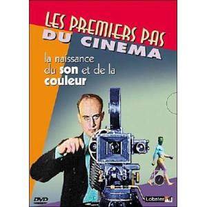 DVD : Les premiers pas du cinéma : A la recherche du son / Un rêve en couleur