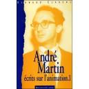 Livre : ANDRÉ MARTIN - Ecrits sur l'animation