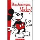 Livre : Bon Anniversaire Mickey !