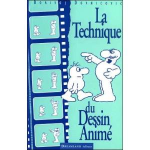 Book : La Technique du Dessin Animé (Animation Techniques)