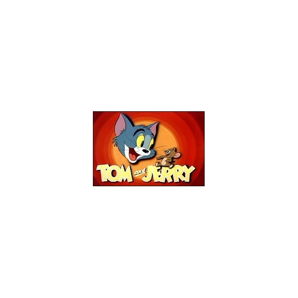 Tom And Jerry Puttin On The Dog