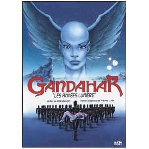 DVD : GANDAHAR - Les années lumière
