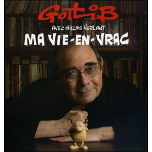 Book : GOTLIB - Ma vie en vrac