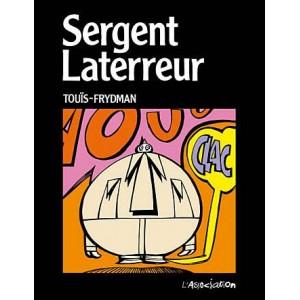 Comics : Sergent Laterreur