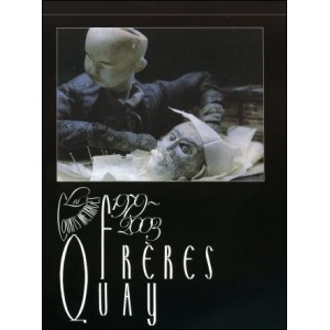 DVD : QUAY Brothers - Animated short films 1979 - 2003